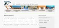 Redesign und Template-Programmierung - Klima-Log
